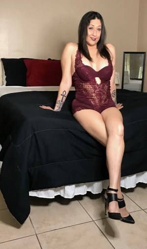 Richelle incall escort in Harrison
